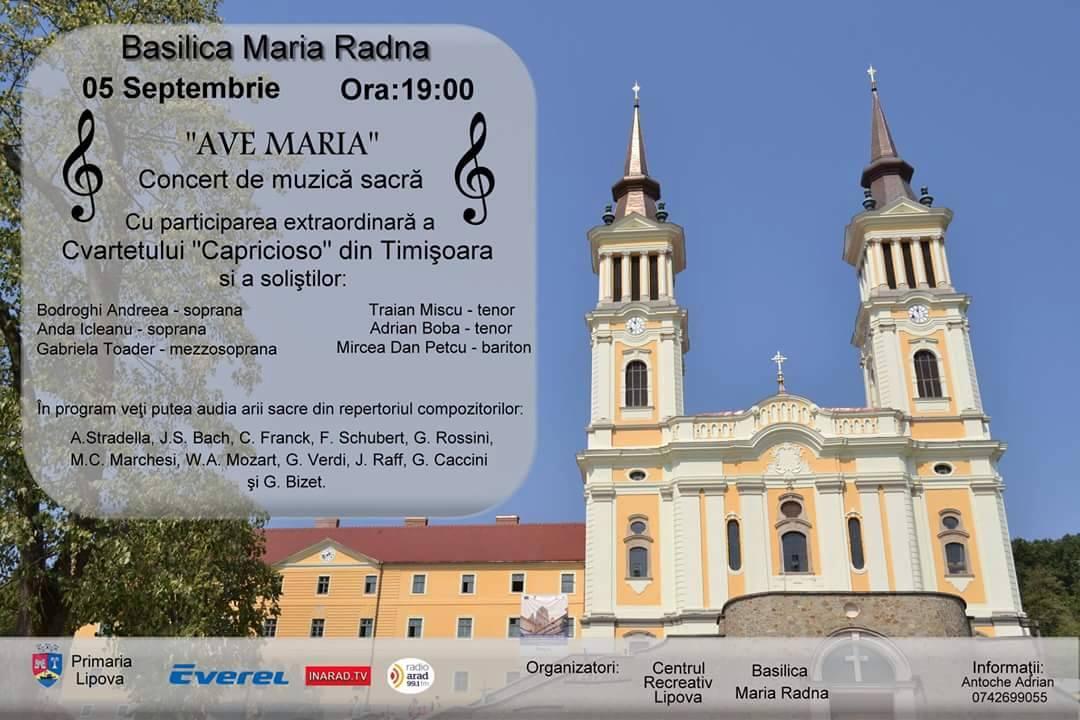 Concert muzică sacră