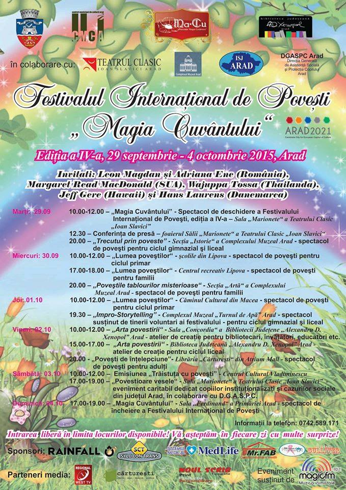 Festivalul International de Povesti