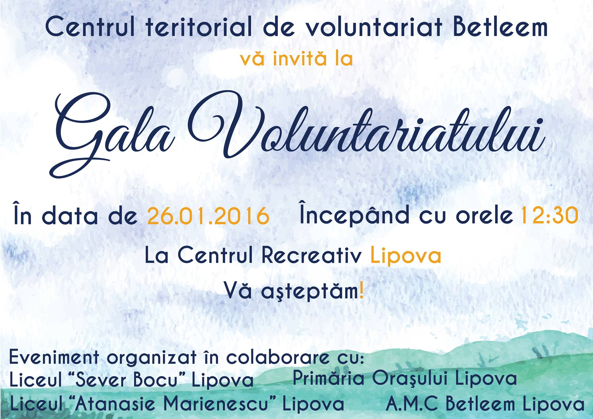 Gala Voluntariatului