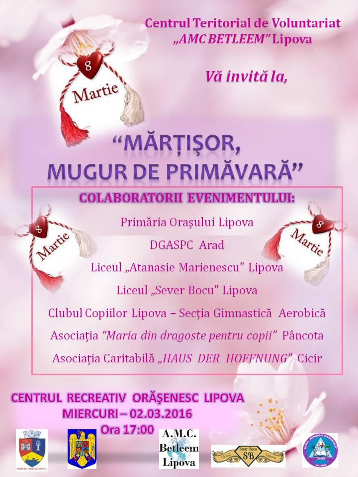 """Martisor Mugur de Primavara"""