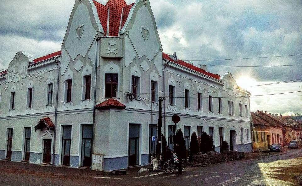 Casa de Cultură a Oraşului Lipova