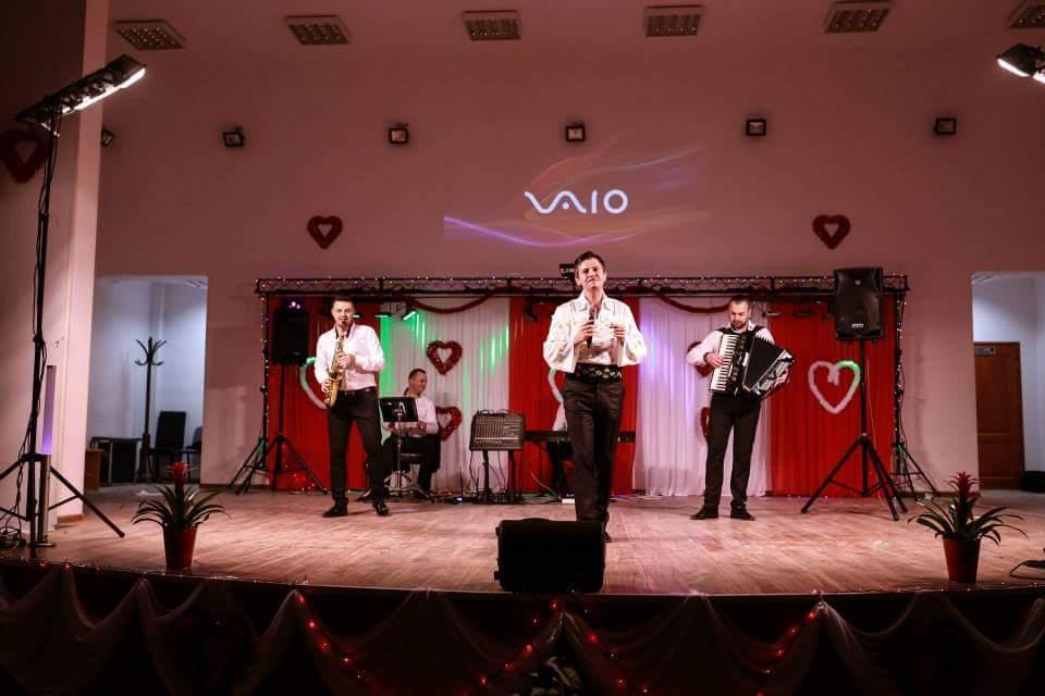 Spectacol artistic Centrul Recreativ Orăşenesc Lipova