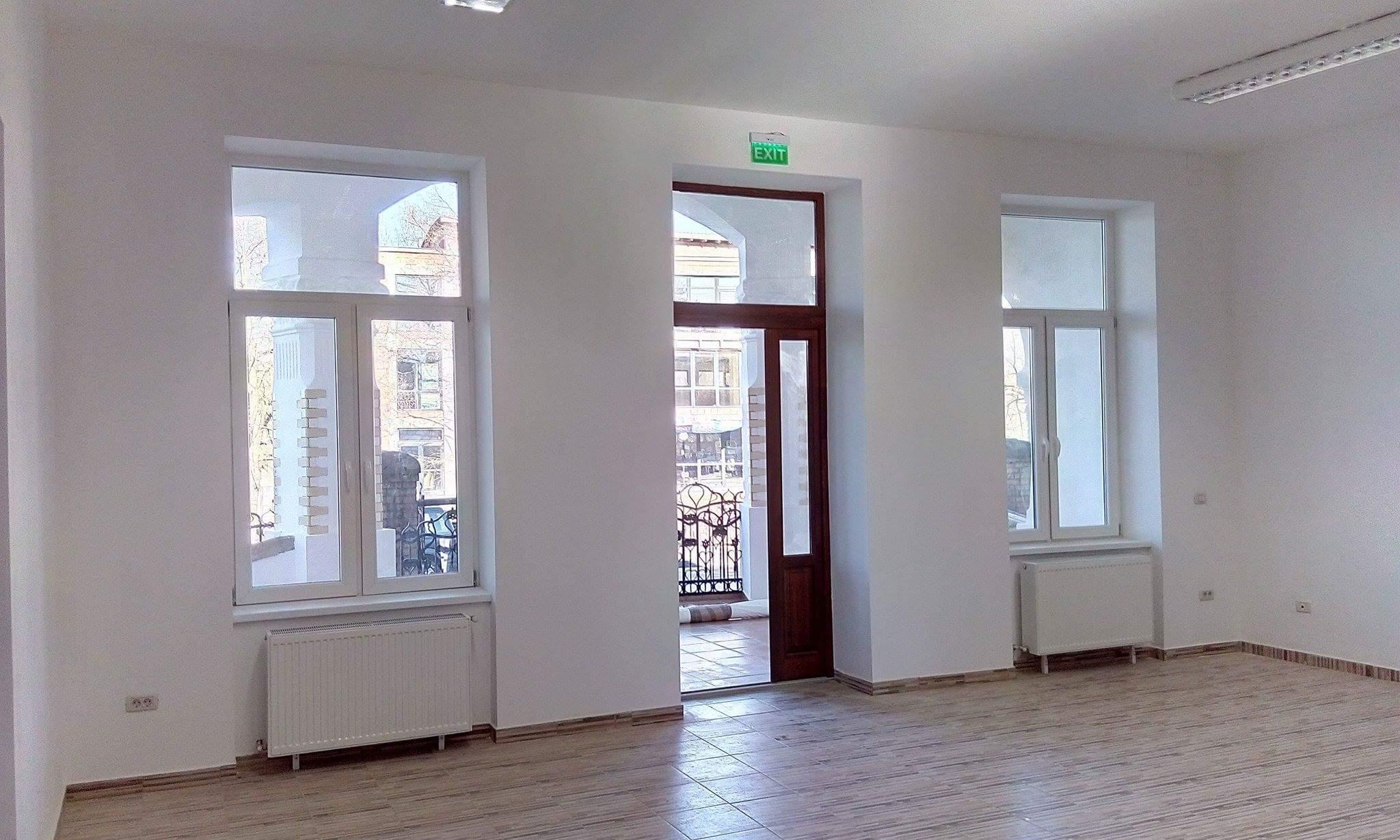 Interior Centrul de Informare turistica Lipova