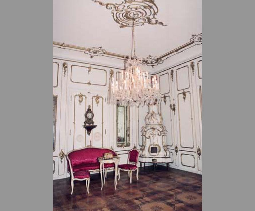 Interior muzeu