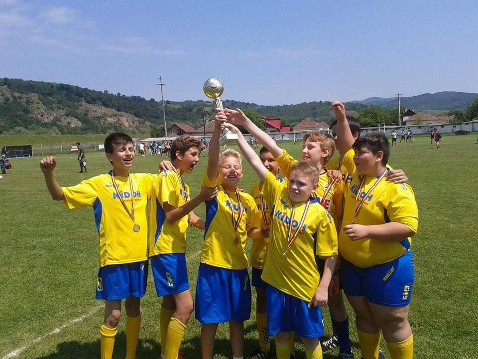 Campionat fotbal baieti 5 iunie