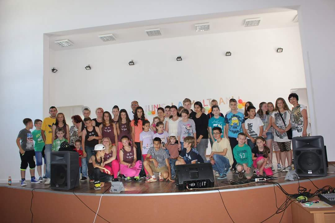 Eveniment 5 iunie  Lipova-Csanadpalota