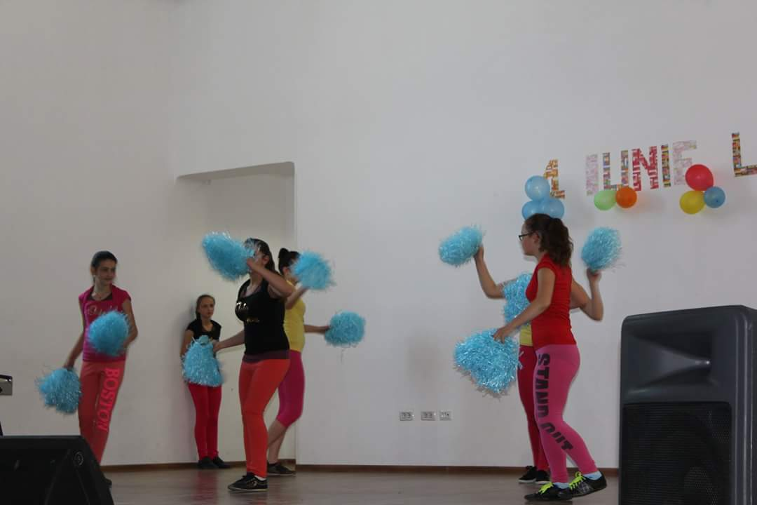 Eveniment 5 iunie organizat de Clubul Copiilor Lipova pt.prietenii din Ungaria