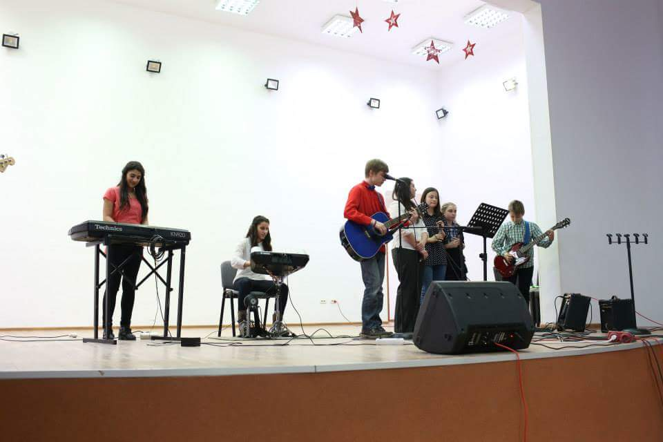 Trupa Betleeem a oferit un spectacol foarte frumos publicului