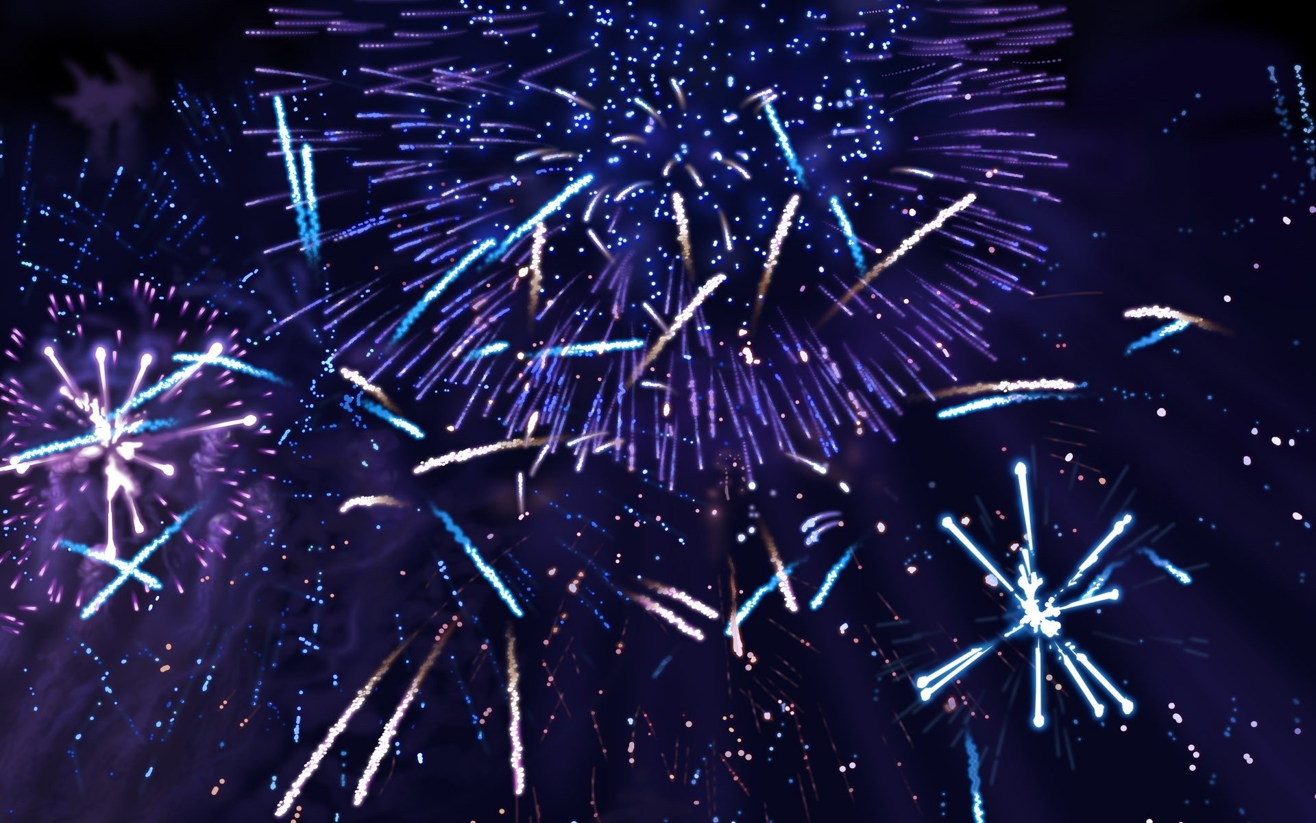 Oraşul Lipova a intrat în Noul An, 2016, cu foarte multă lumină şi scântei.