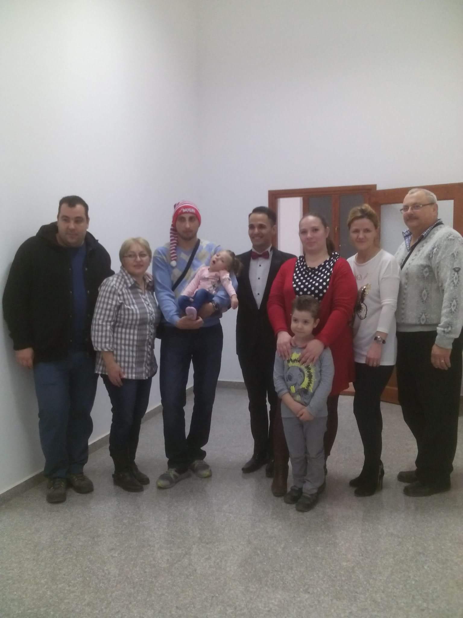Caritatea a fost din nou darul special al Sărbătorilor de Iarnă în oraşul Lipova