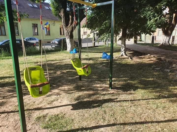 Au fost demarate noi acțiuni proprii și un nou proiect complex pentru reabilitarea și îmfrumusețarea parcurilor  din Orașul Lipova