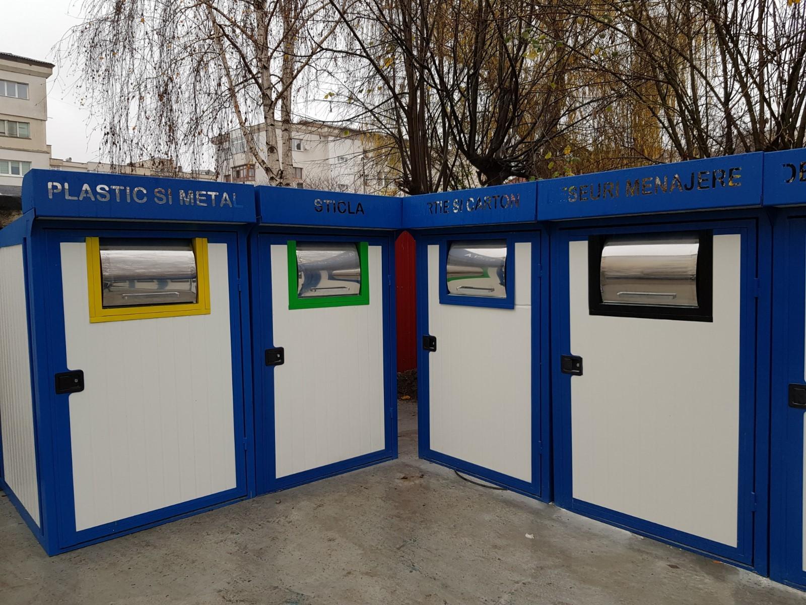 Primăria Orașului Lipova pregătește o nouă investiție pentru asigurarea de containere modulare în zonele de blocuri din Orașul Lipova