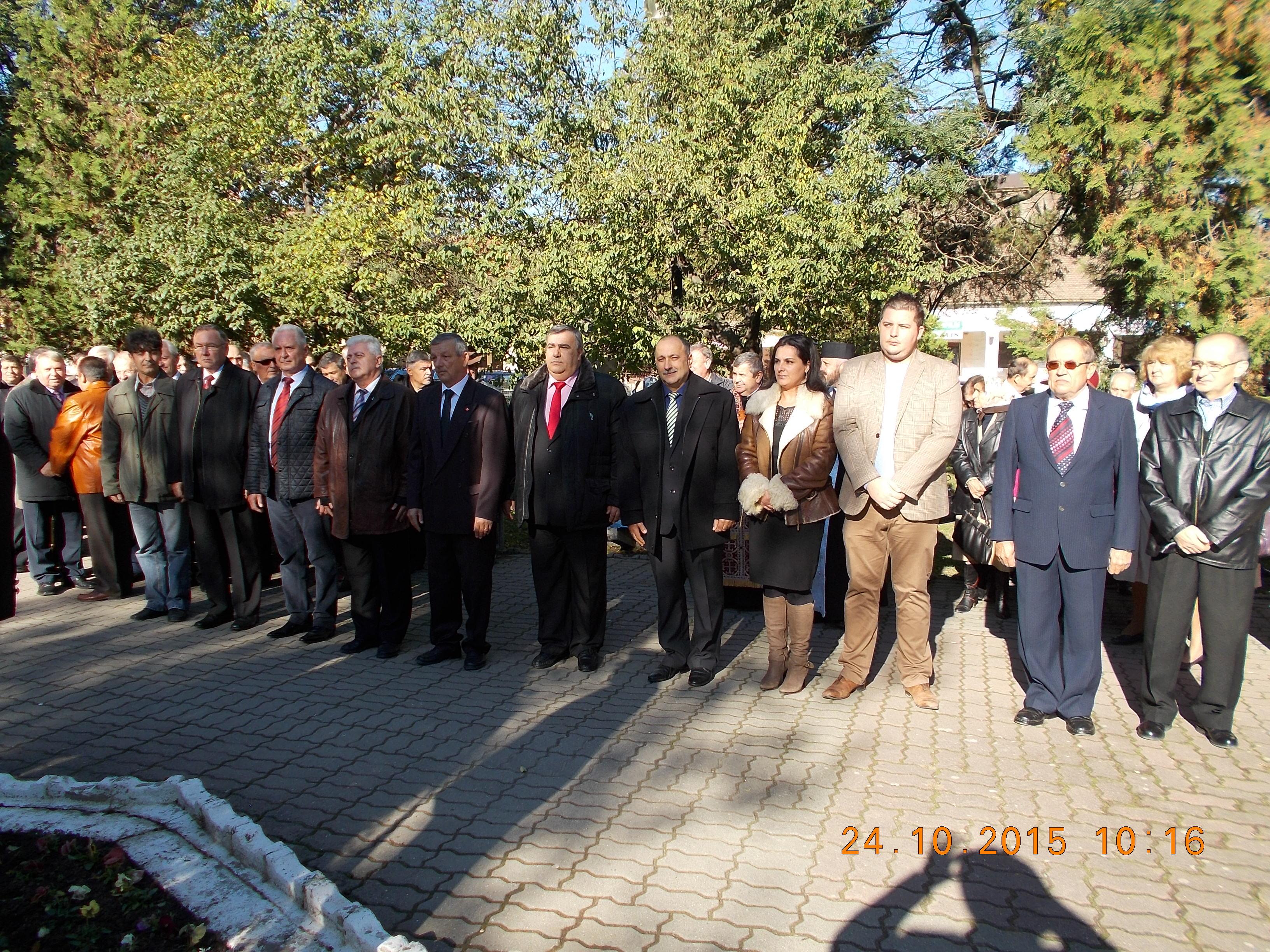 Reprezentatntii Consiliului Local Lipova