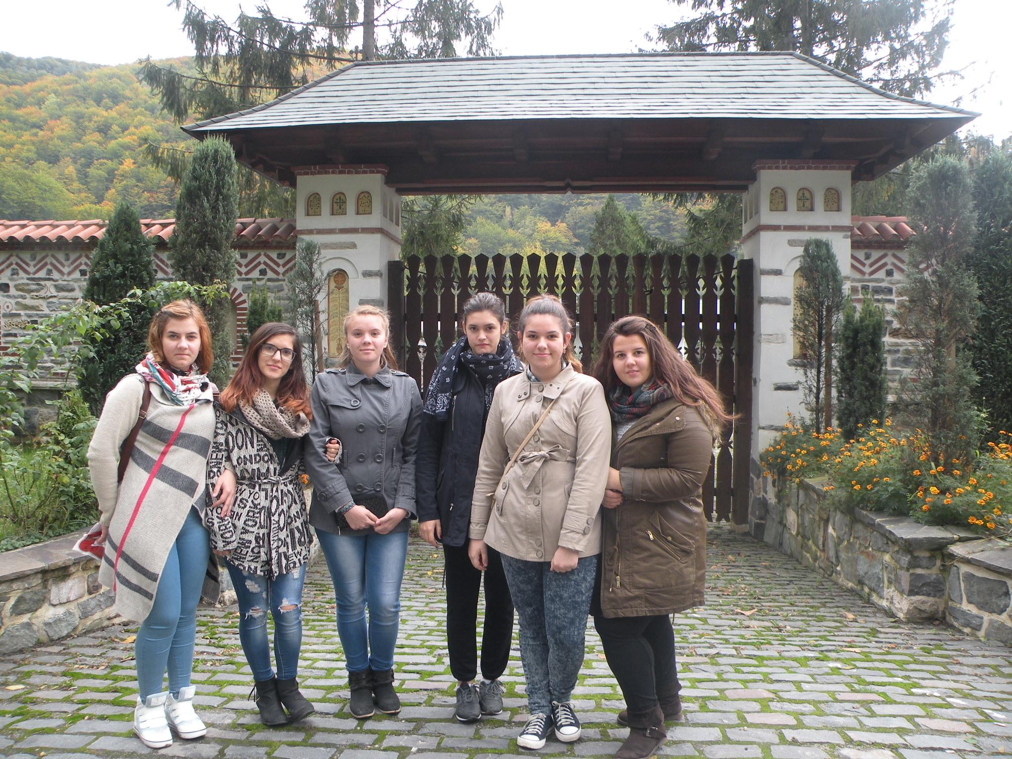 Grupul din Lipova a avut parte de cateva vizite frumoase in care au vazut locuri noi