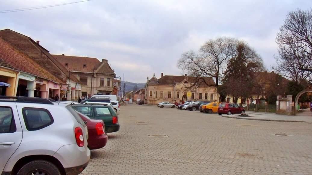 O parte din zona centrala a fost finaliazata, zona Bazarului Turcesc