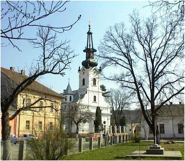 Biserica Ortodoxa Lipova