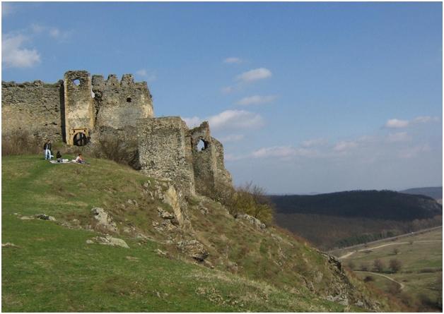 Cetatea Şoimoş