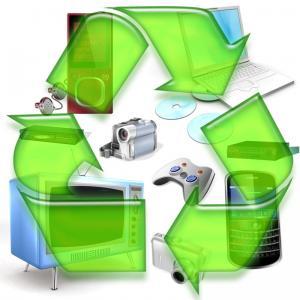 Actiune de colectare a deseurilor electrice si electrocasnice