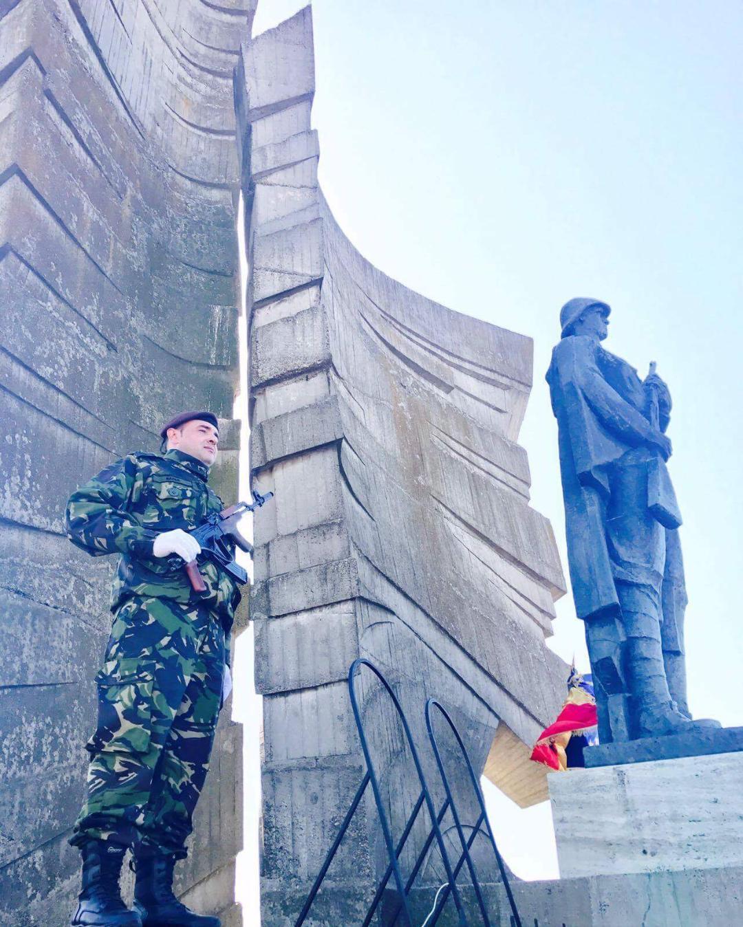 Manifestări comemorative pentru Eroii Detaşamentului Păuliş, cu ocazia împlinirii a 73 de ani de la luptele din 1944