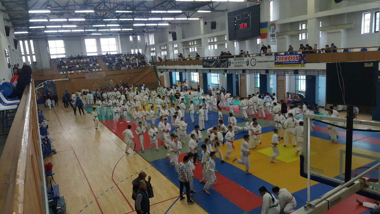 Reprezentanţii judo-ului lipovan, în primii 5 pe ţară,  la Campionatele Naţionale de Judo