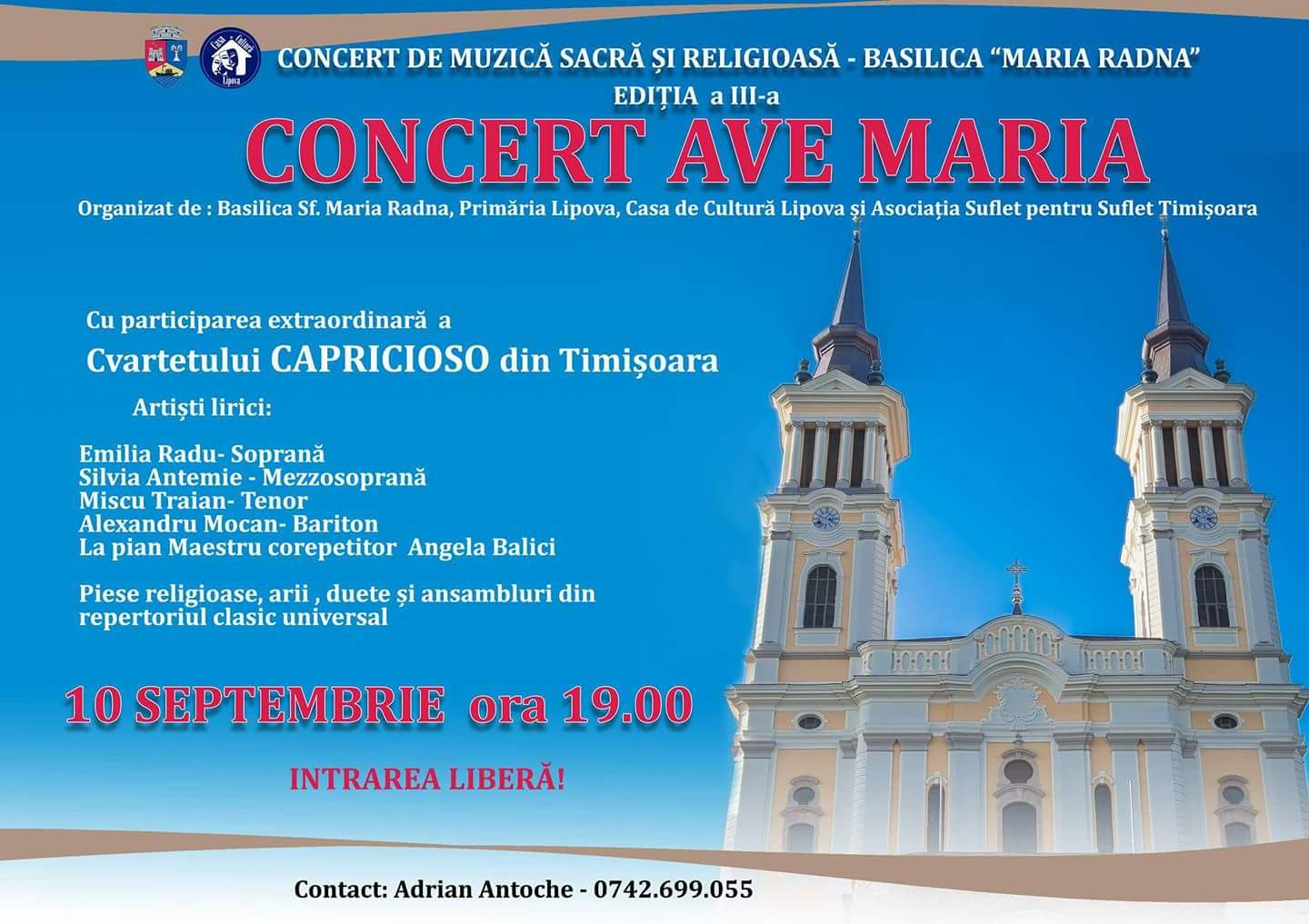 Concert Ave Maria