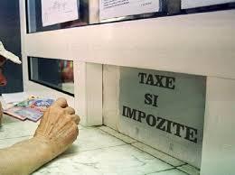 Achitarea taxelor si impozitelor locale pentru anul 2017