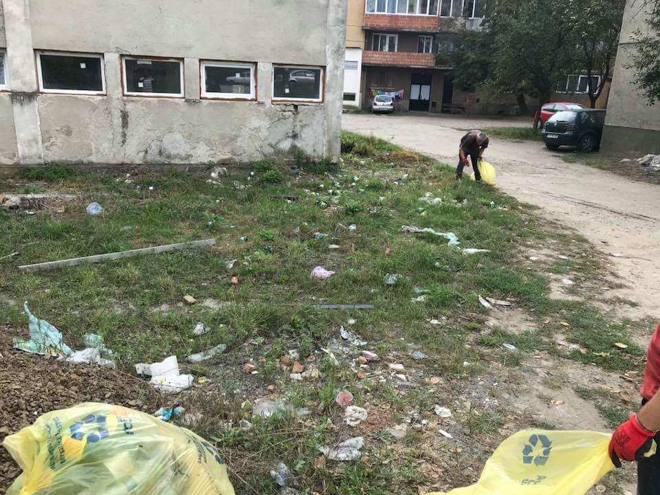 """Echipe de volutari din orașul Lipova s-au alăturat, și în acest an, celui mai mare proiect național de curățenie și igienizare, """"Let s do it Romania!"""""""