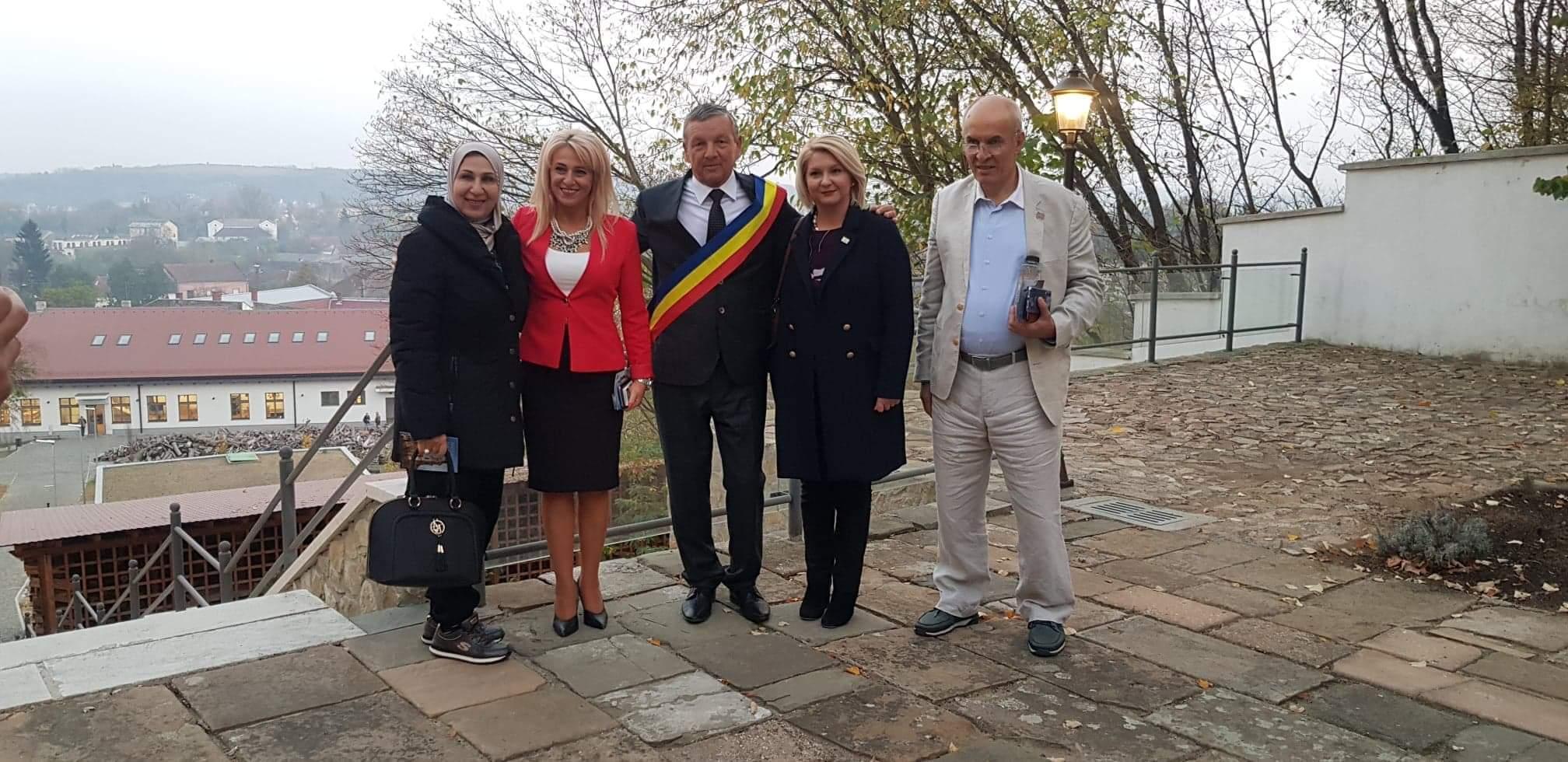 Orașul Lipova a găzduit vizita unui corp diplomatic străin format din 27 de ambasadori