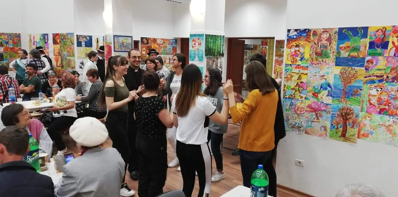Primăria orașului Lipova alături de comunitatea romano-catolică în deschiderea unei noi ediții a tradiționalului Kirchweih organizat cu ocazia Hramului Bisericii romano-catolice din Lipova