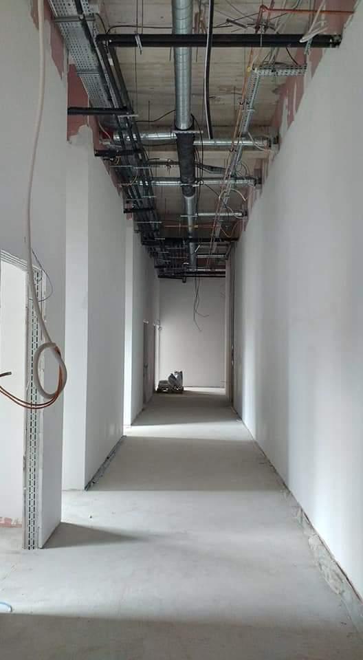 Lucrările la construcția noului spital al orașului Lipova, sunt tot mai avansate – s-a ajuns la finisaje și montarea instalațiilor